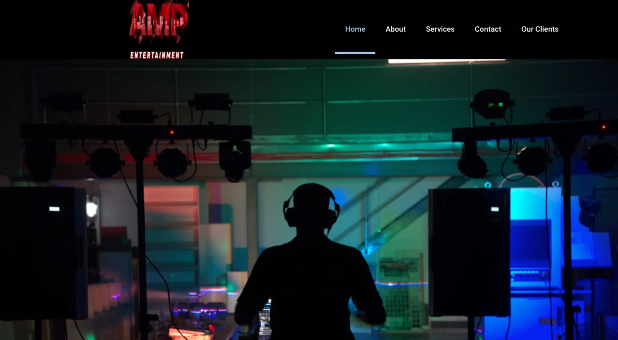 AMP ENTERTAINMENT Wedding DJ Sydney