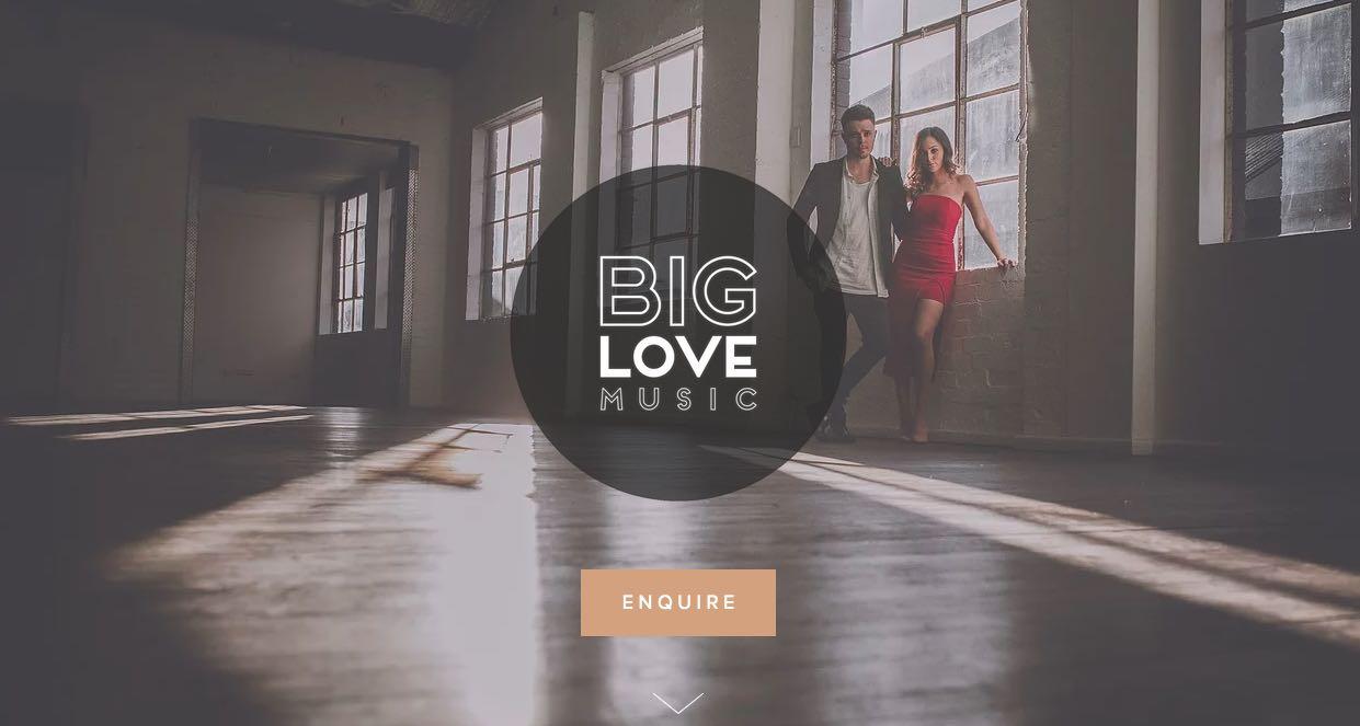 Big Love Music Wedding Singers & Bands Sydney