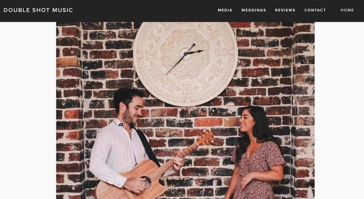Double Shot Music - Wedding Band Sydney