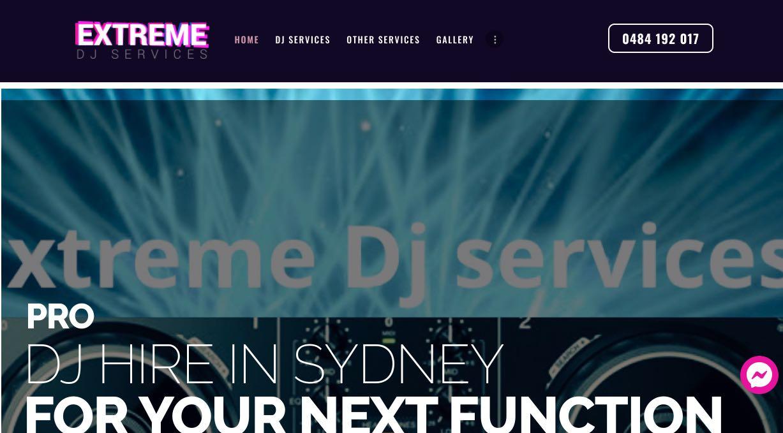 Extreme DJ Servicces - Wedding DJ Sydney