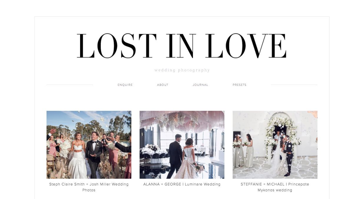 Lost In Love Wedding Photographer Yarra Valley