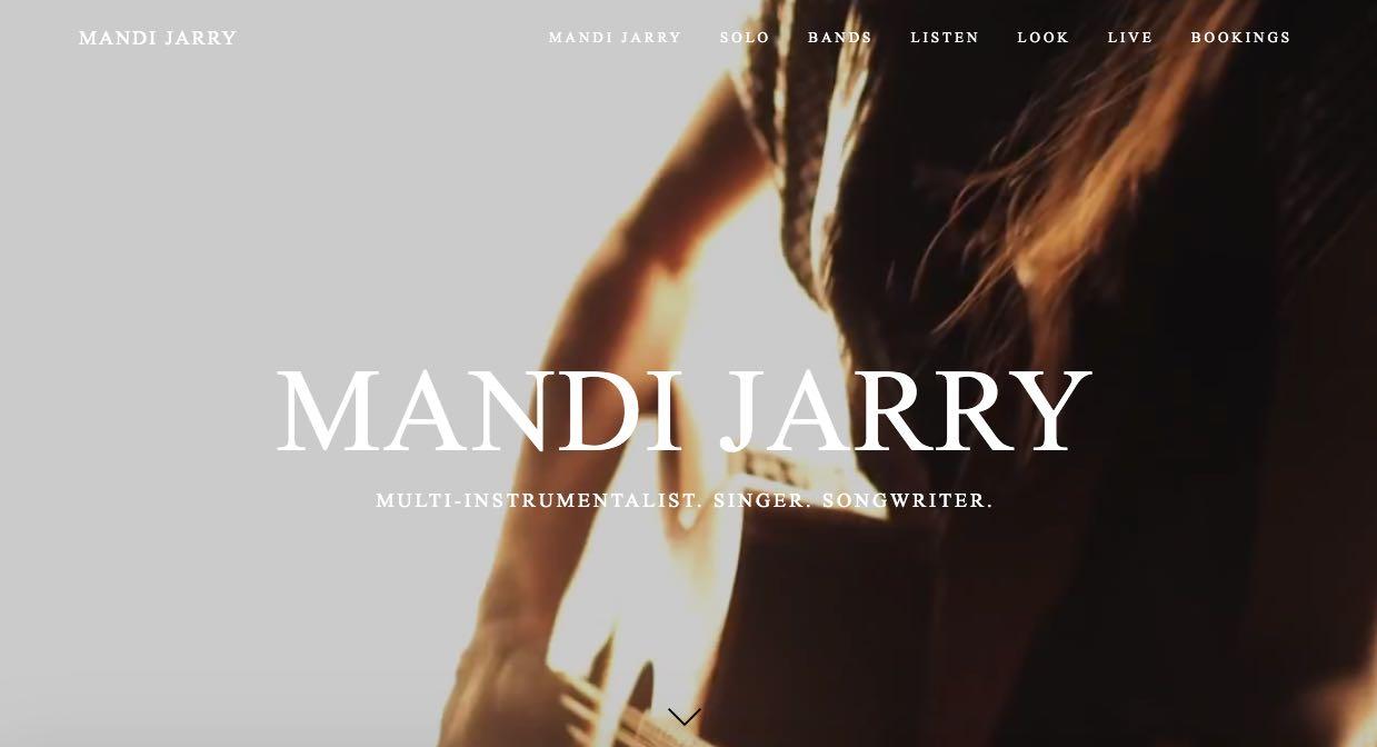 Mandi Jarry Wedding Singer Sydney