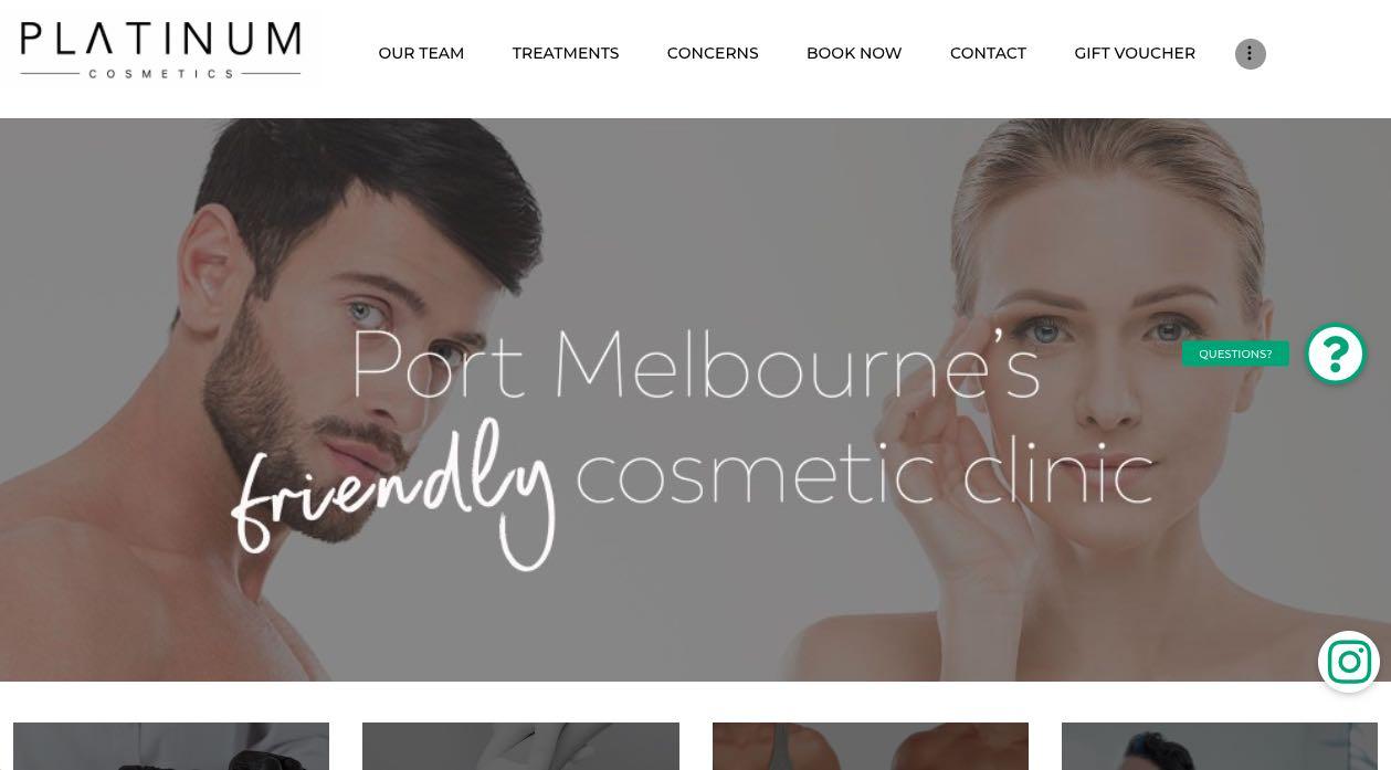 Platinum Cosmetic Clinic Melbourne
