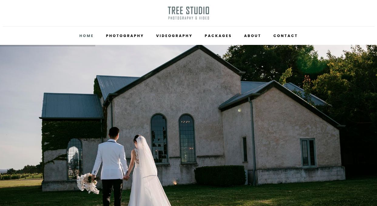 Tree Studio Wedding Photography Yarra Valley