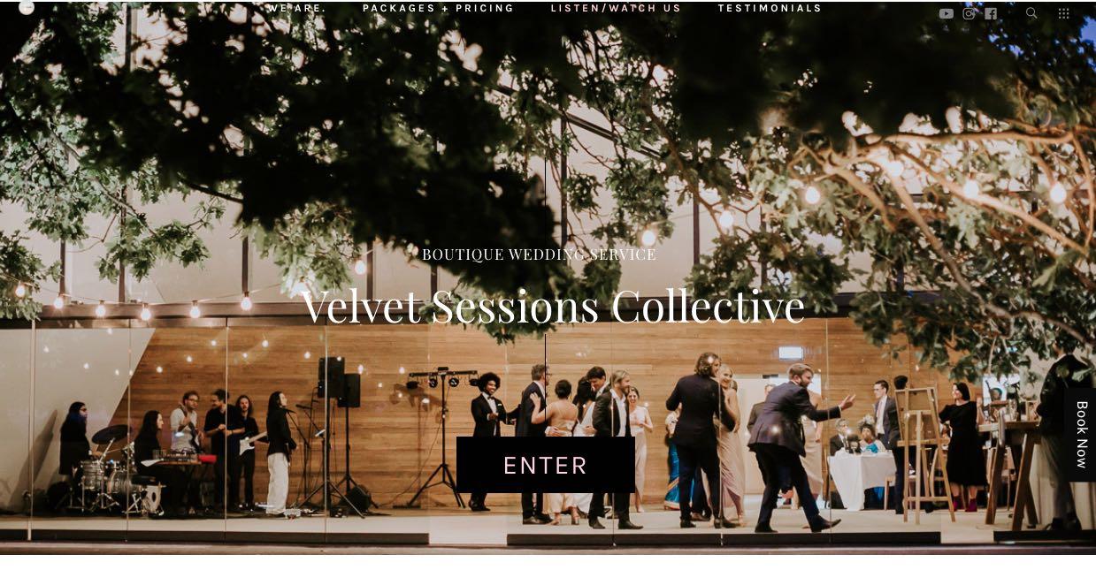 Velvet Session Collective - Wedding Singers & Bands Sydney