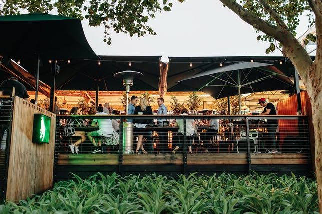 Arbory Eatery New Year Dinner Idea Melbourne