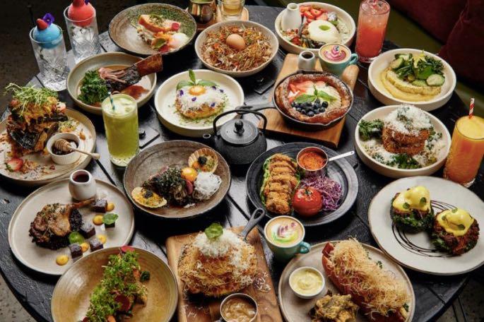 Cafe Lafayette Christmas Dinner Idea Melbourne