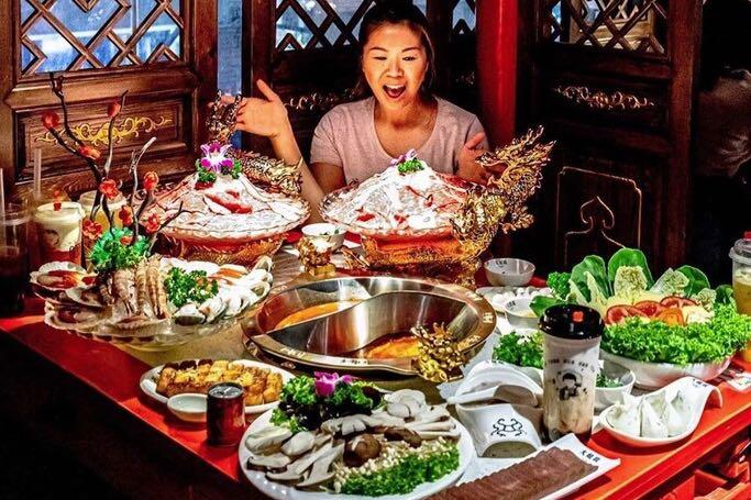 Da Long Yi Christmas Lunch Idea Melbourne