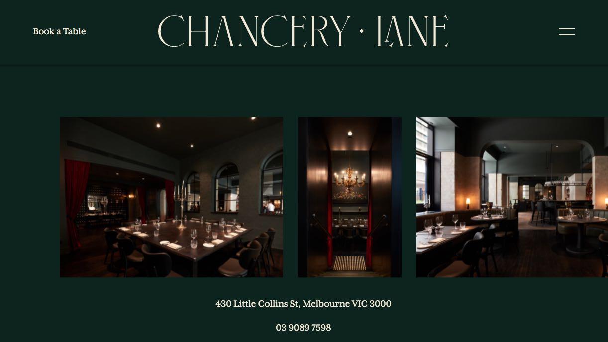 Date Night at Chancerylane Valentine's Day Idea Melbourne
