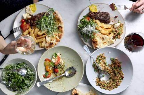 Grosvenor Hotel Christmas Dinner Idea Melbourne
