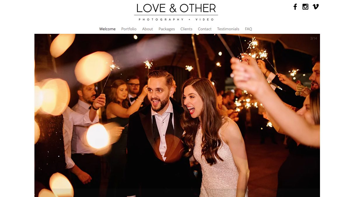 Love and Other Wedding Videographer Yarra Valley