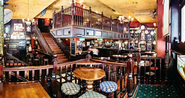 P.J.O'Brien's Irish Pub New Years Eve Idea Melbourne