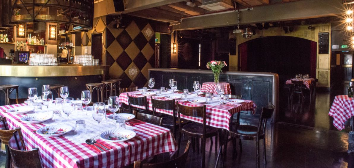 The Toff Melbourne New Year's Eve Dinner Idea Melbourne