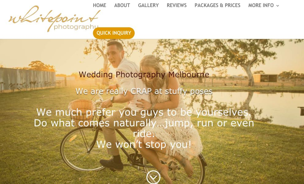 White Point Wedding Photography Mornington Peninsula