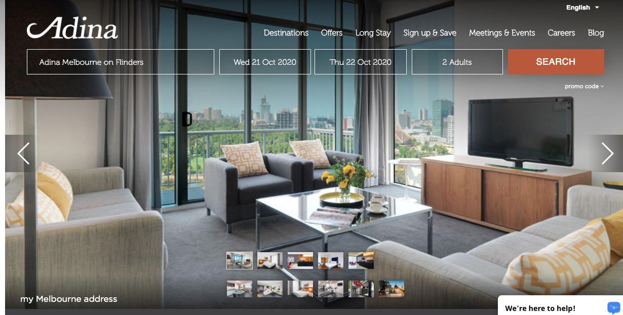 Adina Apartments - Accommodation and Hotel Burwood, Melbourne
