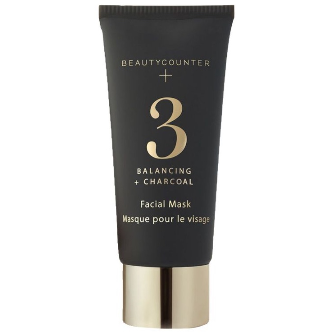 Beauty Counter Charcoal Face Mask