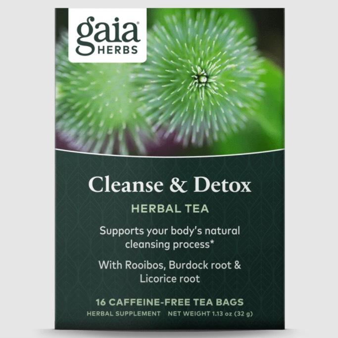 Gaia Herbs - Detox Cleanse Drink