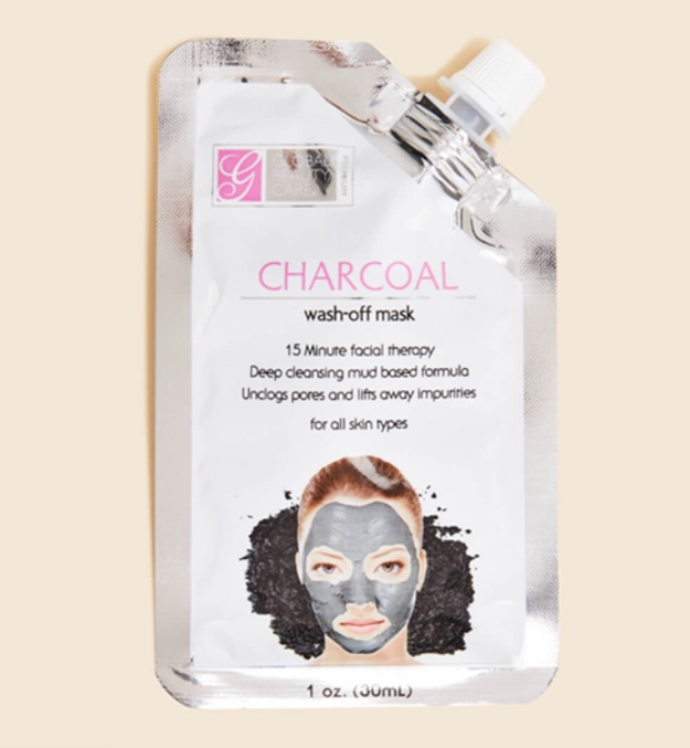 Global Beauty Care Charcoal Face Mask