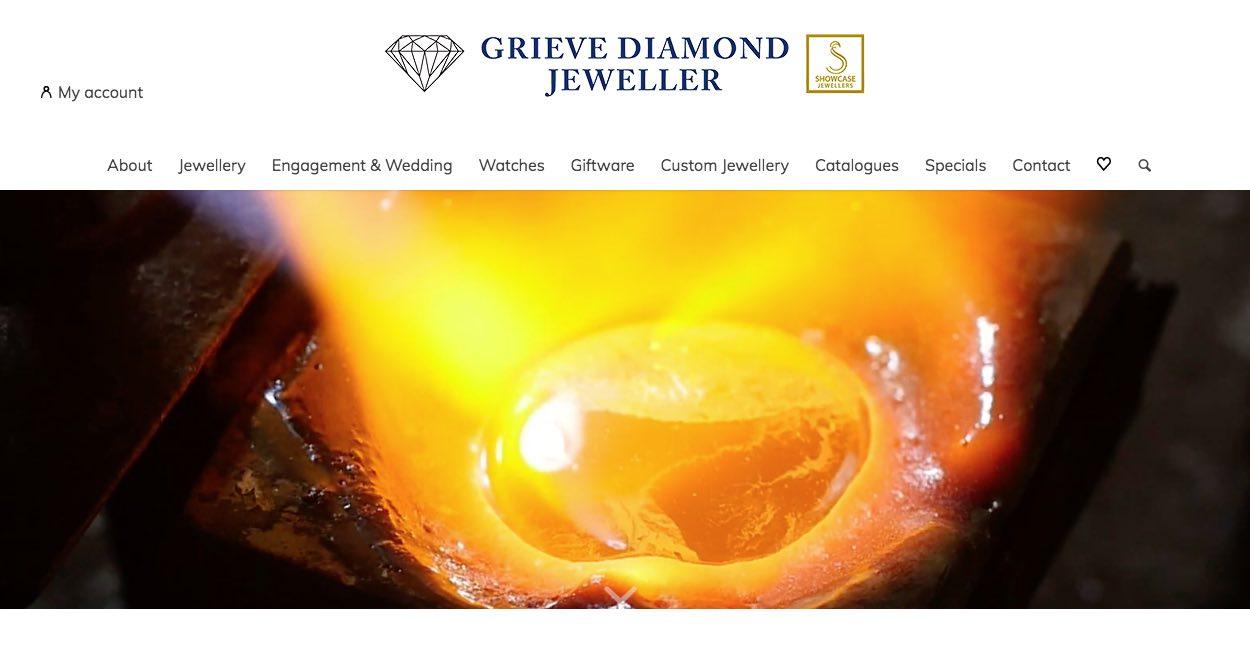 Grieve Diamond Jeweller - Wedding and Engagement Rings New Zealand