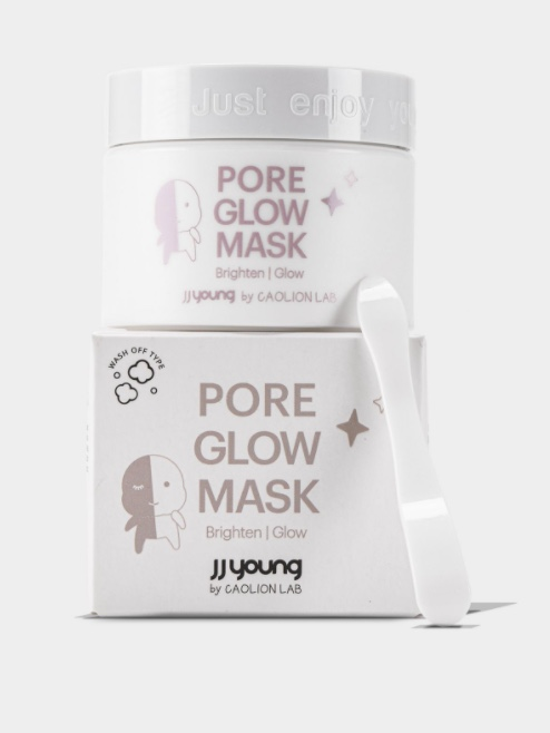 JJ Young Clay Mud Face Mask