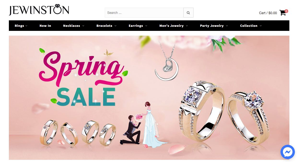 Jewinston Wedding and Engagement Rings New Zealand