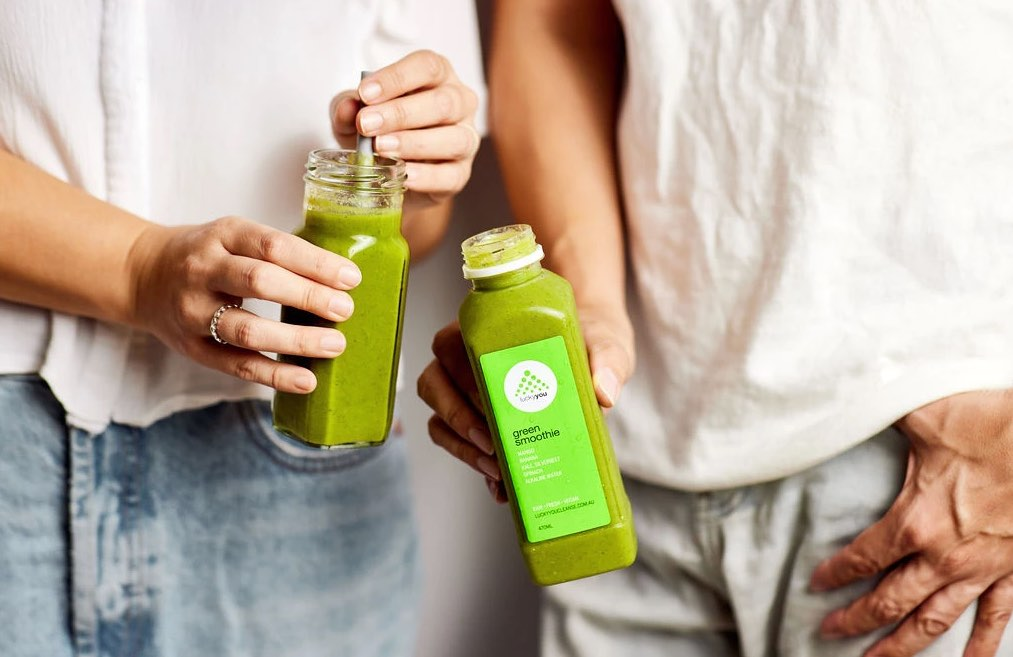 Lucky You Detox Cleanse Drink