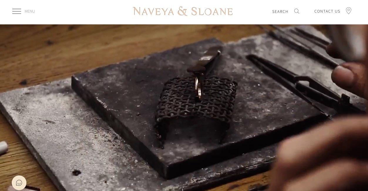 Naveya and Sloane Wedding and Engagement Rings New Zealand