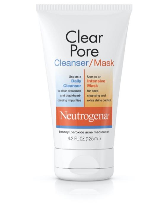 Neutrogena Charcoal Face Mask