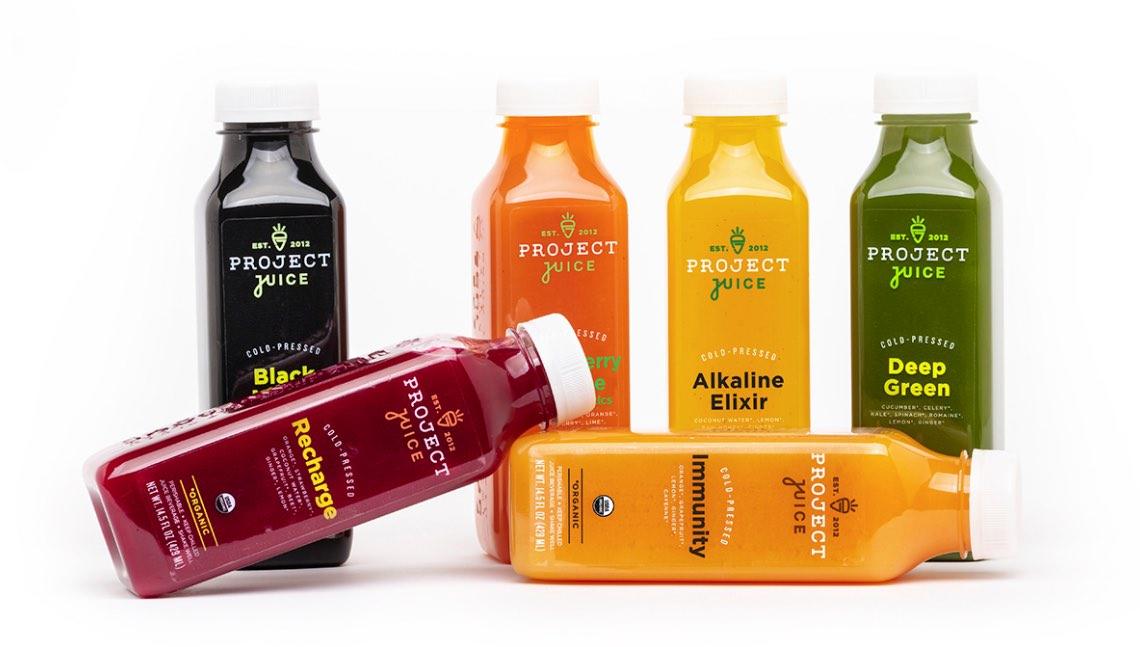 Project Juice - Detox Cleanse Drink
