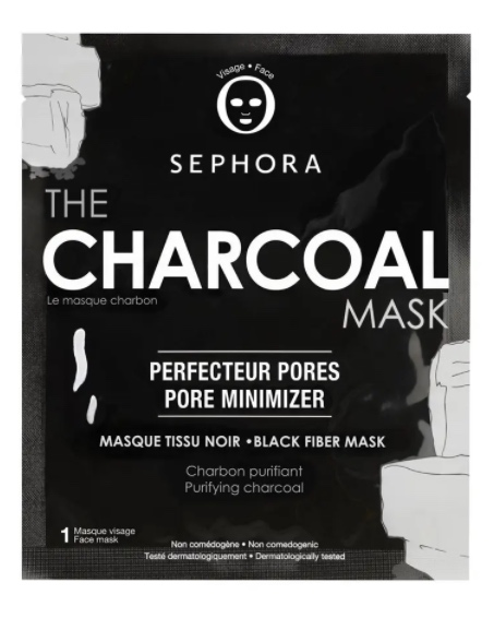 Sephora Charcoal Face Mask