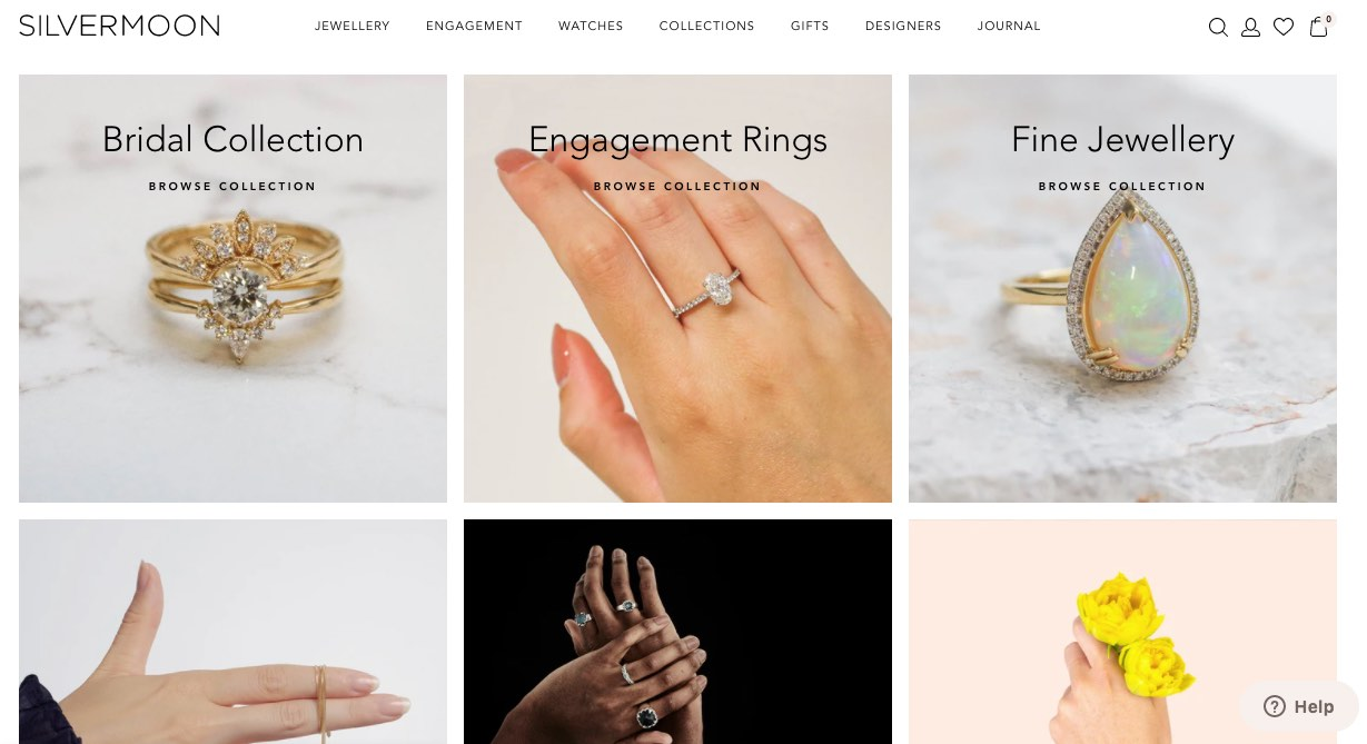 Silvermoon Jewellers Wedding and Engagement New Zealand