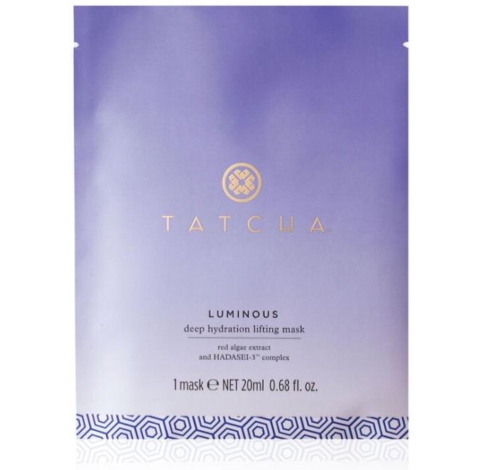 Tatcha Skin Tightening Face Mask