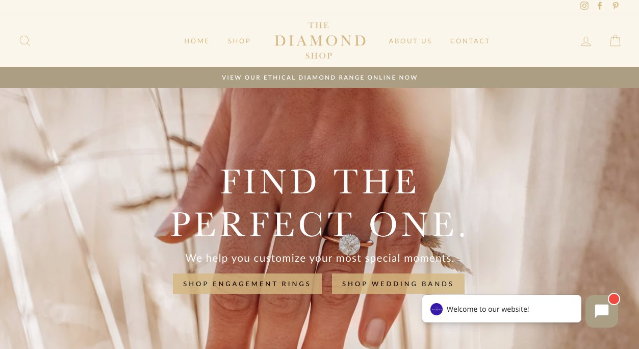 The Diamond Shop - Wedding and Engagement Rings New Zealand