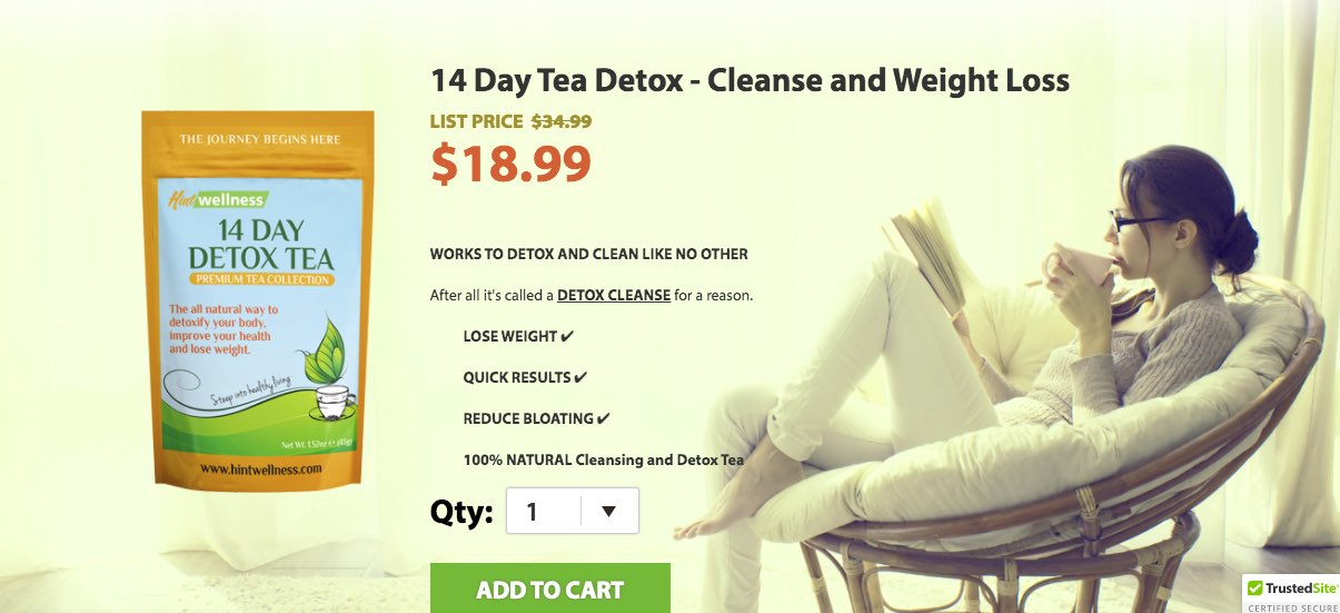 HInt Wellness -  Intermittent Fasting Cleanse Drink