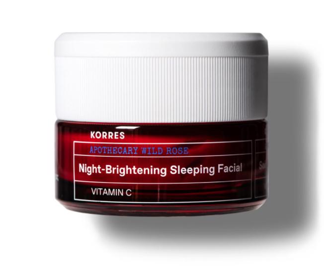 Korres Skin Brightening Face Mask