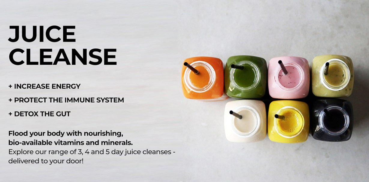 Pressed Juices Intermittent Fasting Cleanse Drink