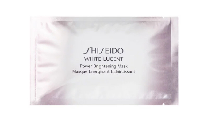 Shiseido Skin Brightening Face Mask