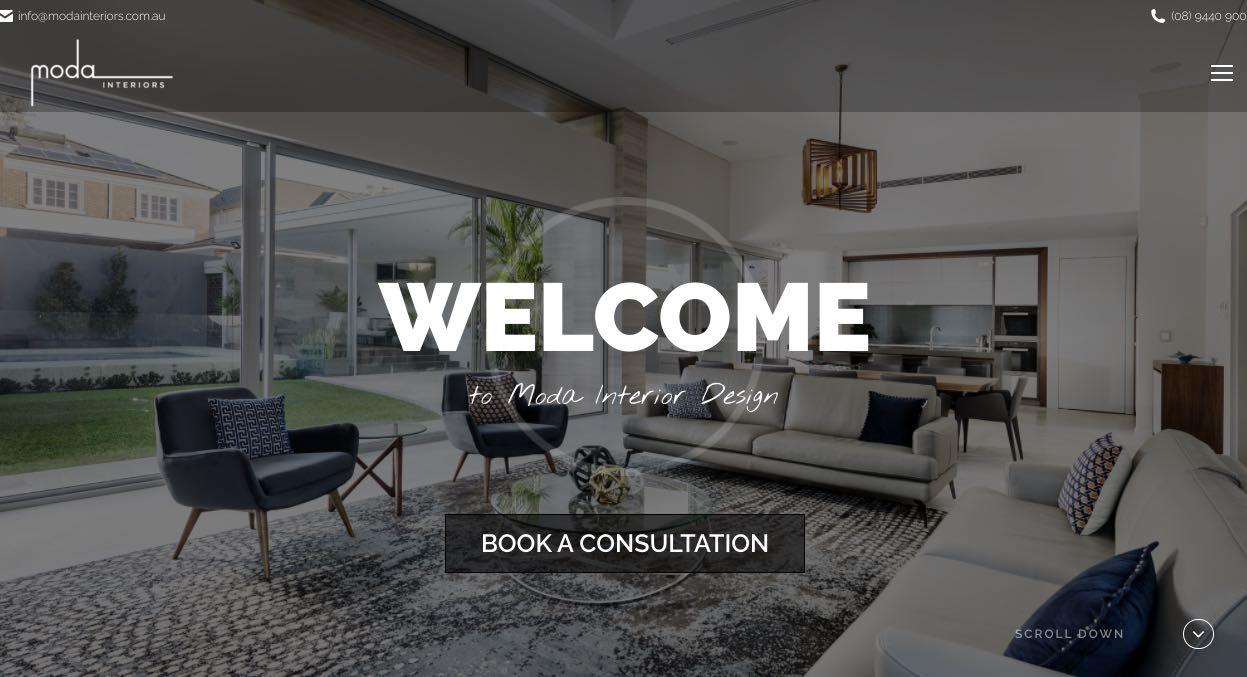 Moda Interiors - Fit Out Company Perth