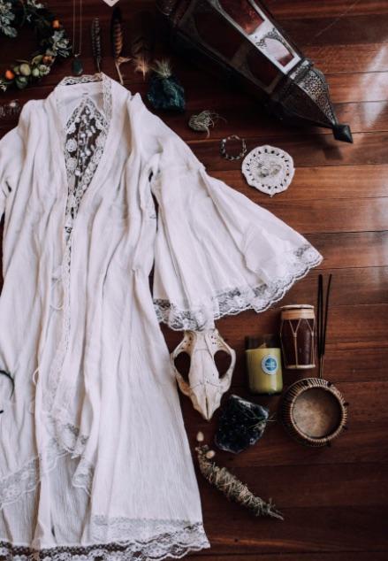 Boho wedding dress boutique