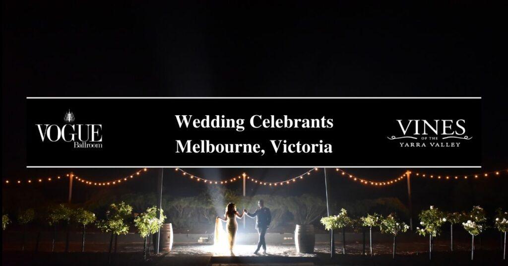 Wedding Celebrants Melbourne Victoria BOUTIQUE