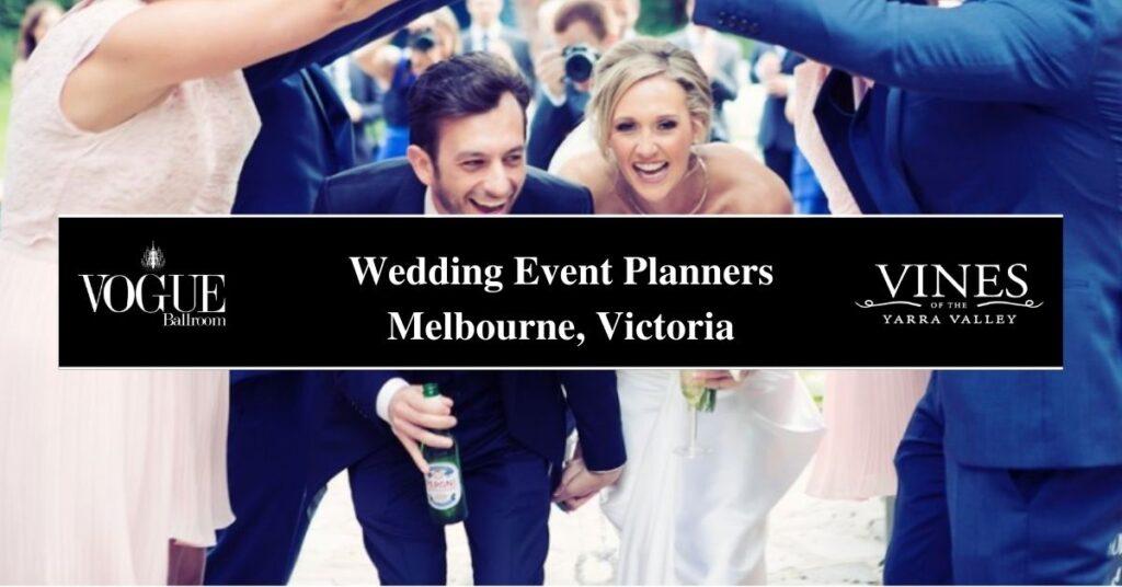 Wedding Event Planners Melbourne, Victoria- Boutique