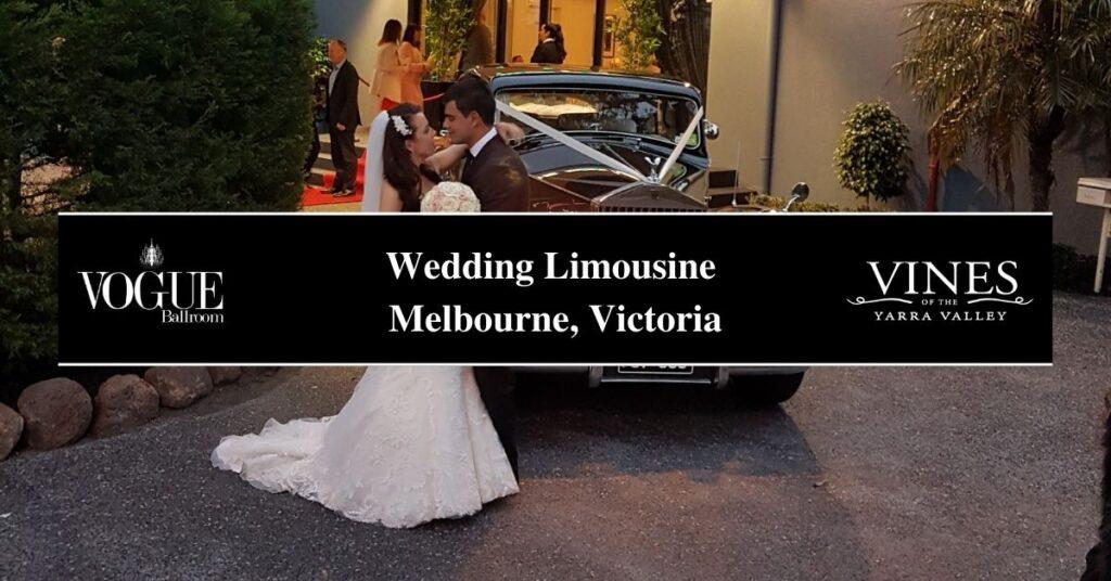 Wedding Limousine Melbourne, Victoria- Boutique