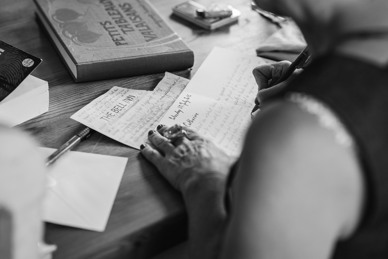handwritten-message